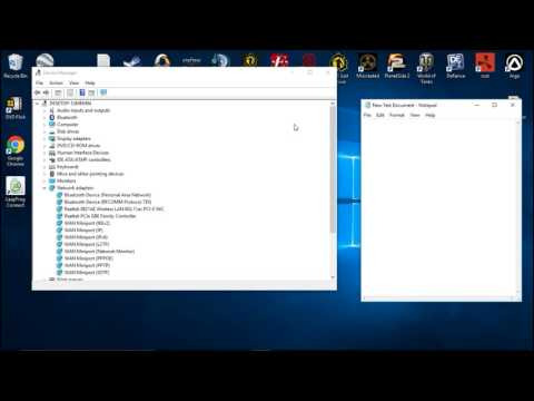 HOW TO FIX SOME HIGH PING SPIKE PROBLEMS WINDOWS 10