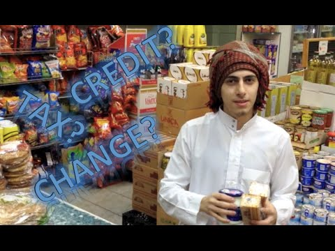 DAILY LIFE OF AN ARAB STORE CASHIER!