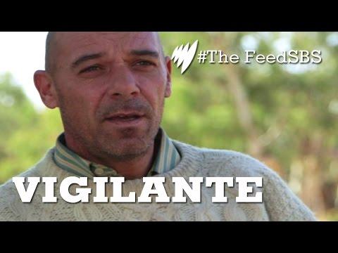 Gary Hall: Alice Springs vigilante I The Feed