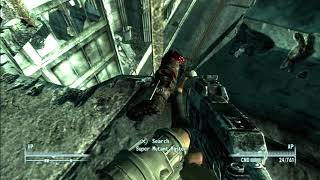 FALLOUT 3 PLAYTHROUGH (part 147) Access Hall