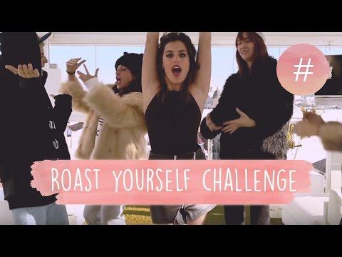ROAST YOURSELF CHALLENGE - DULCEIDA