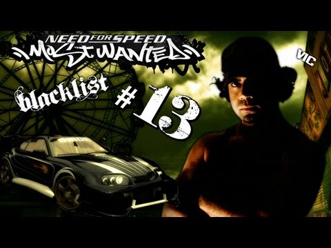 NFS Most Wanted [XB360] - Stage 3 - Vic (BL #13)