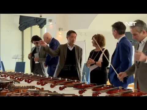 2018 Malta International Violin Making Competition   Central Academy of Arts   Meander 2018