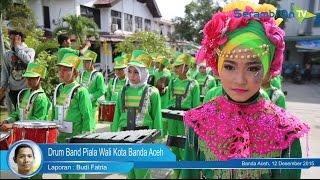 Drum Band Piala Wali Kota Banda Aceh