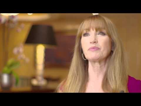 Jane Seymour tells Cunard what she packs for a Transatlantic Crossing in Grills