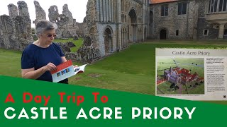 A Day Out At Castle Acre Part 2  The Priory