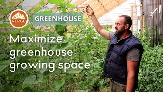 How To Maximize Growing Space in Your Passive Solar Greenhouse
