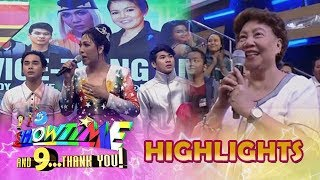 It's Showtime Magpasikat 2018: Vice Ganda gets emotional while introducing his teacher
