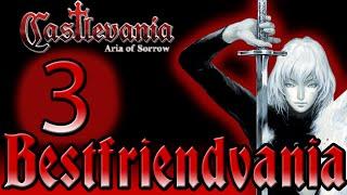 bestfriendvania aria of sorrow part 3