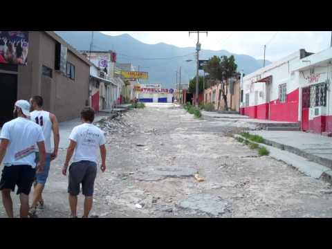 Walking In Boys Town Saltillo