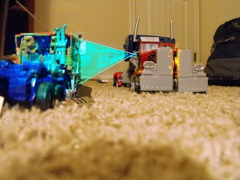 Transformers Age of Extinction - Episode 8: Mexico City Battle