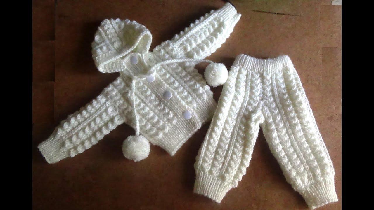 Вязание для новорожденных Вязание спицами и крючком