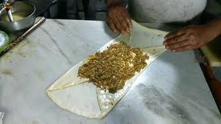 Mughlai Paratha Recipe || Indian Street Food
