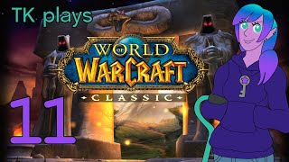 THINGS SCARIER THAN DEFIAS - World of Warcraft Classic [part 11]