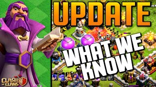 THEY'RE KILLING HEALERS!  WHAT WE KNOW!  Clash of Clans Update June 2019
