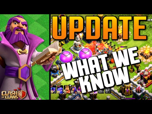 THEY'RE KILLING HEALERS! WHAT WE KNOW! Clash of Clans Update