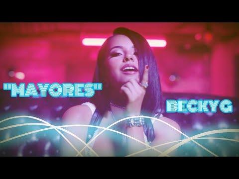 Becky G, Bad Bunny - Mayores (audio)