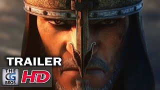 CGI 3D Animated Trailers: