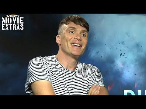 Dunkirk 2017 Cillian Murphy talks about his experience making the movie