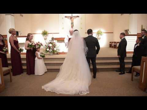 Wedding at the Sheraton Mahwah Hotel 1 International Boulevard Route 17 North Mahwah NJ 07495 by Ale