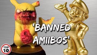 Top 10 Amiibos That Should Be Illegal
