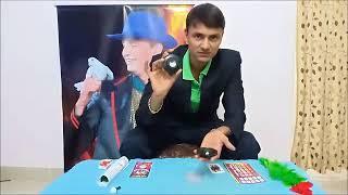 10 Magic Tricks kit by Magician Prasad Kulkarni