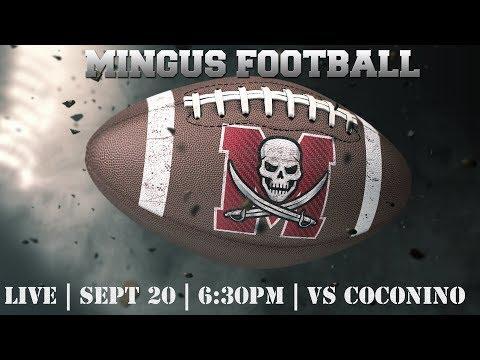 2019 Mingus Marauders vs Coconino - September 20