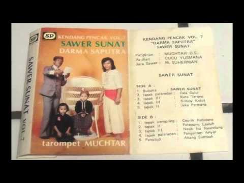 Kendang Pencak Silat Darma Saputra - Sawer Sunat Vol  7