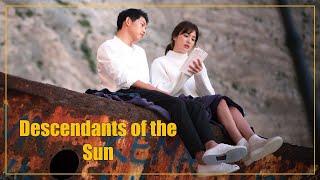 Descendant of the Sun OST 6 K.Will Talk Love {ENG/ROM}