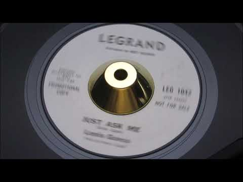 Lenis Guess - Just Ask Me - Le Grand: LEG 1042 DJ West Coast (45s)
