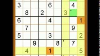 Sudoku Solving - Basic Strategy