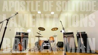 "Apostle of Solitude - ""Lamentations of a Broken Man"" Official Video"
