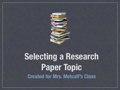 Best images about Research Paper on Pinterest   Research paper     SlideShare Love this guide for choosing a research paper topic   definitely saving for