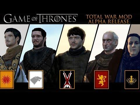 Game of Thrones Mod! - 7 Kingdoms Total War (Alpha Release)