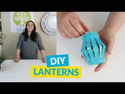DIY Soda Bottle Lanterns & Torches
