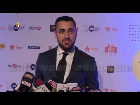 Actor Imran Khan Attend Jio MAMI 18th Mumbai Film Festival 2016