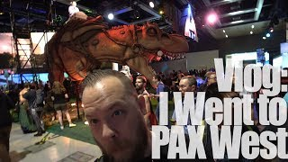Vlog: I Went To PAX West!