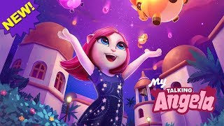 My Talking Angela NEW UPDATE - Gameplay Great Makeover 2018