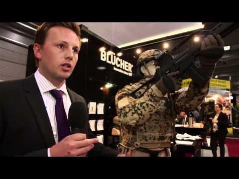 Future Soldier Exhibition 2012 - Blücher GmbH presentation + czech subtitle