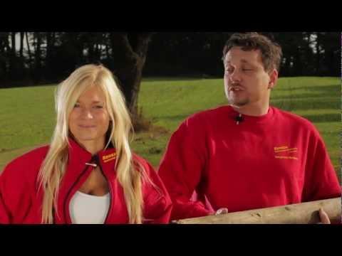 Video Das Einmann-Erdbohrgerät - Rentas Werkzeugvermietung