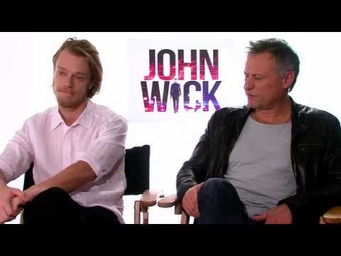 Alfie Allen and Michael Nyqvist