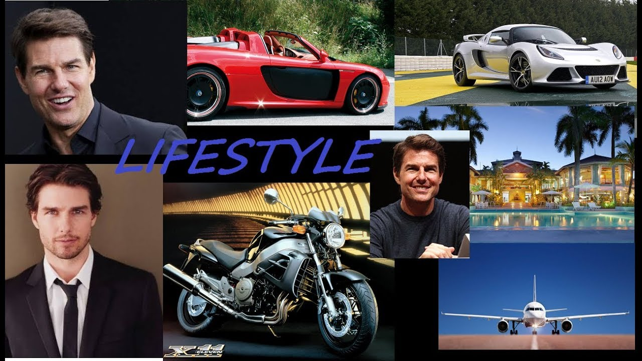 TOM CRUISE {HOLLYWOOD ACTOR PRODUCER } I LIFE STYLE  , FAMILY ,CARS , PROPERTY