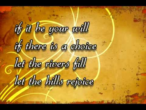 If It Be Your Will  Jann Arden