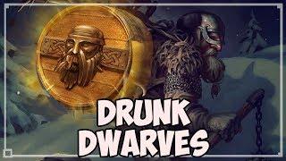 [Gwent] Drunk Dwarves deck - Stream Highlight v0.9.12.3