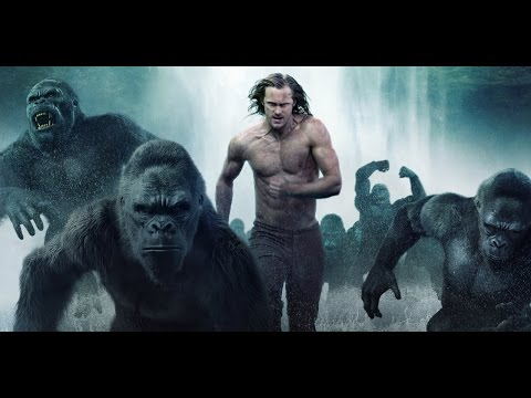 The Legend of Tarzan (2016) | Alexander Skarsgård, Margot Robbie | Full Movie Review