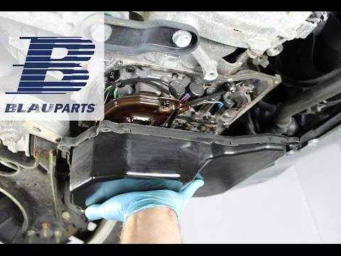 How to Change Audi VW Transmission Fluid (aka ATF) on 6 Speed 09G