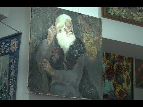 mistotvpoltava: Художній салон – виставка пам'яті Віктора Трохимця Мілютіна