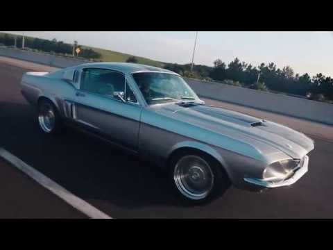 Production Car Review - Ingot Silver 1967 Shelby GT500