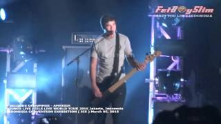 5 SOS - AMNESIA live in BSD CITY, 2016 Jakarta Indonesia 5 SECONDS OF SUMMER