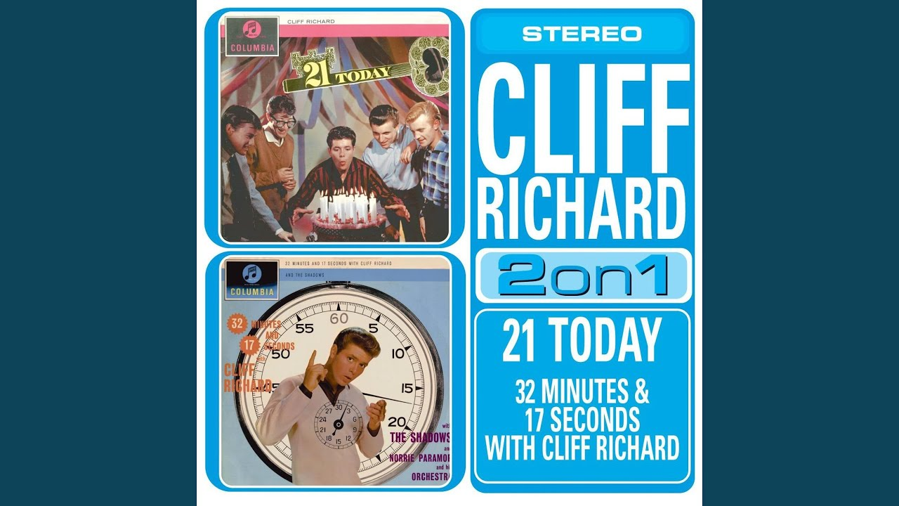Cliff Richard 32 Minutes And 17 Seconds With Cliff Richard